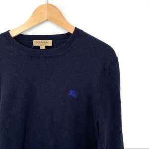 Men's Burberry 100% Cashmere Sweater